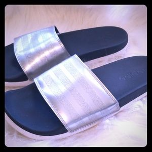***SOLD ***Adidas Slides